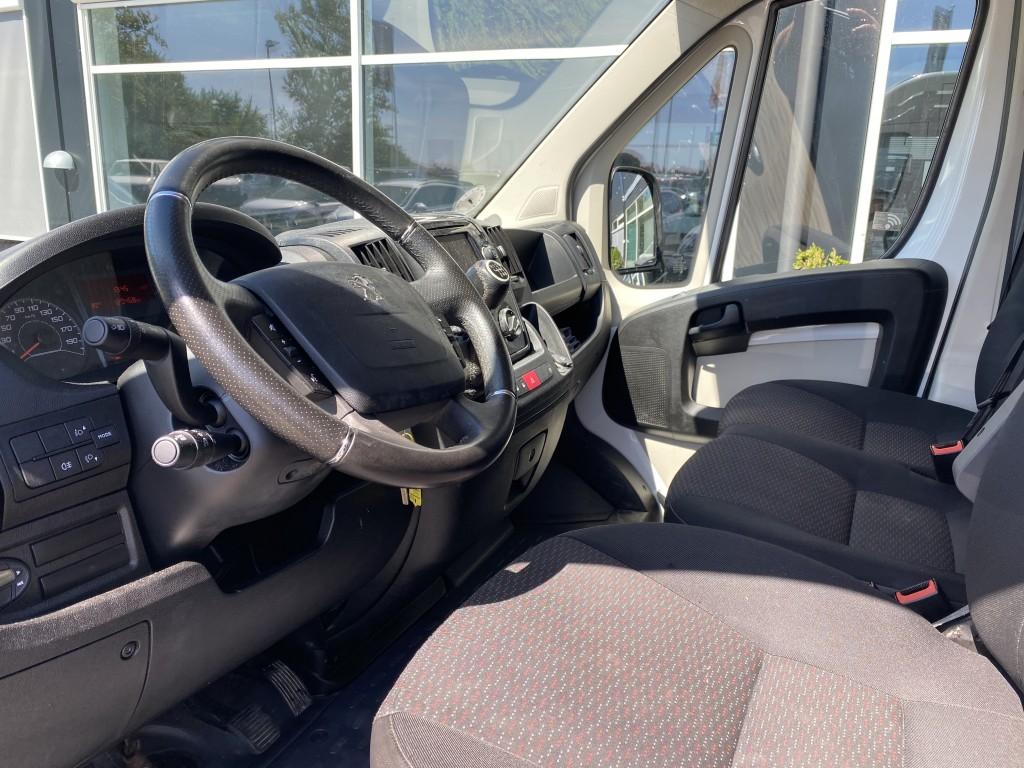 Peugeot Boxer 2.2 HDi 150 hk L3H2