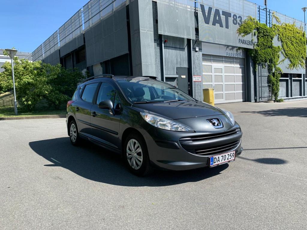 Peugeot 207 Stationcar