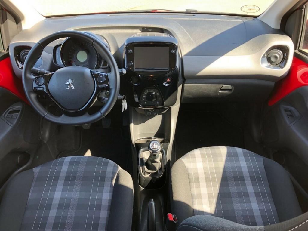 Peugeot 108 - Depositum 5.000 kr