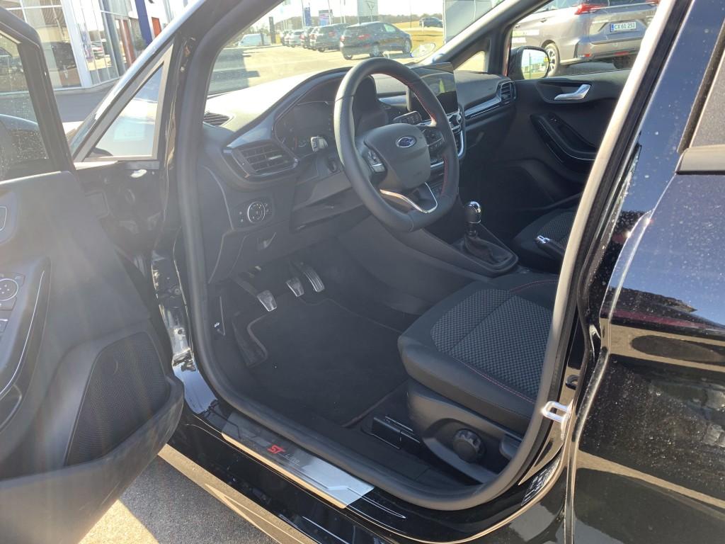 Ford Fiesta 1,0 155HK ST-LINE