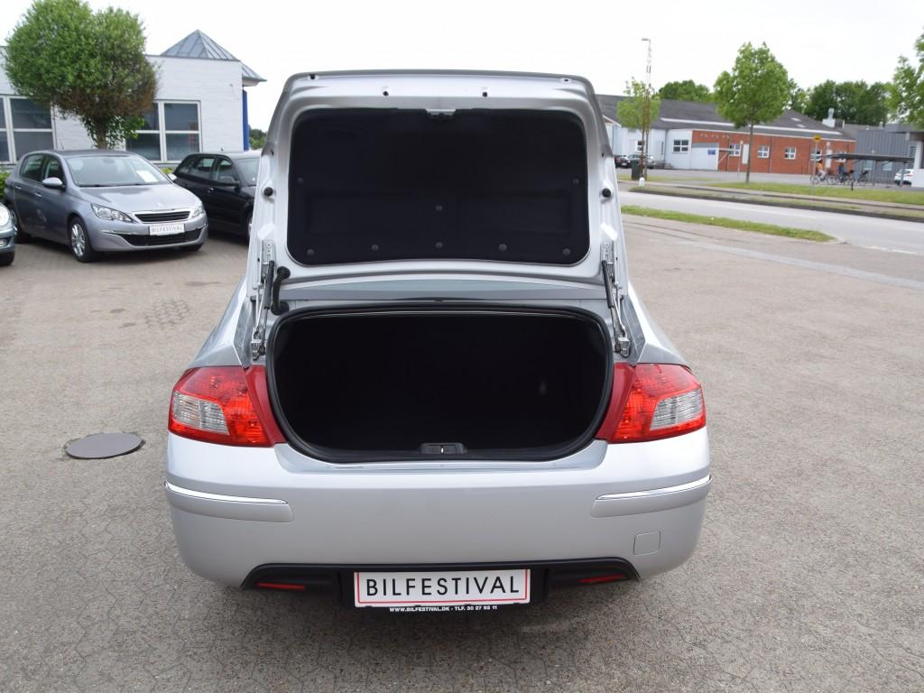 Peugeot 407 1,6 HDi