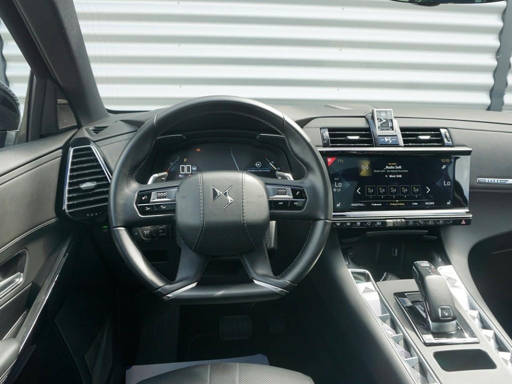 Citroen DS7 Performance Line 180 HK