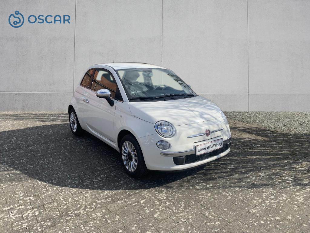 Fiat 500 1,2 69 Hk