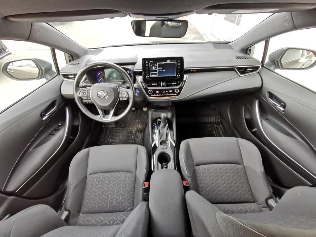 Toyota Corolla TS 1.8 Hybrid