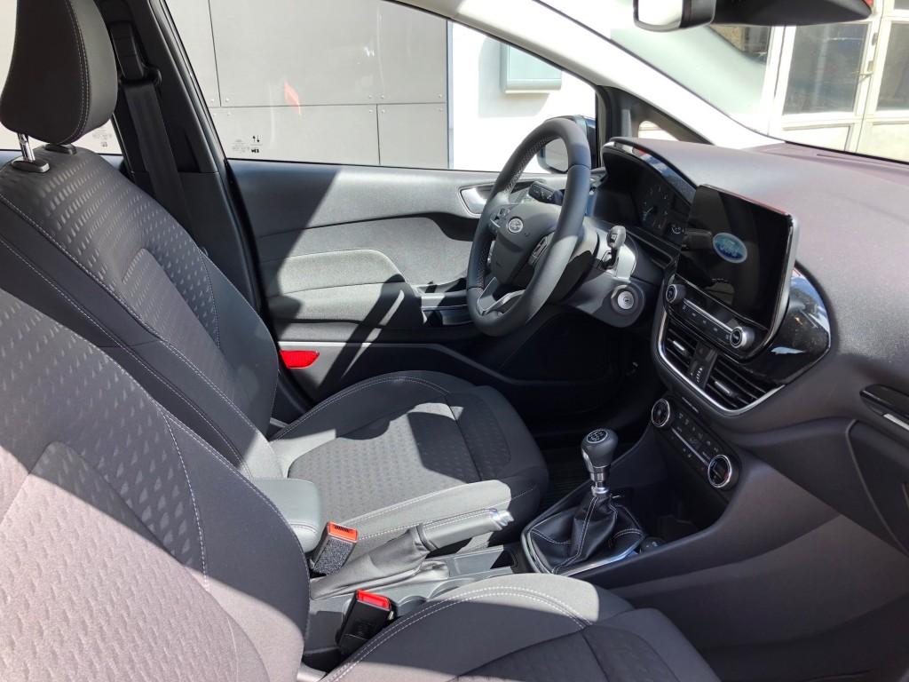 Ford Fiesta 1,5 TDCI