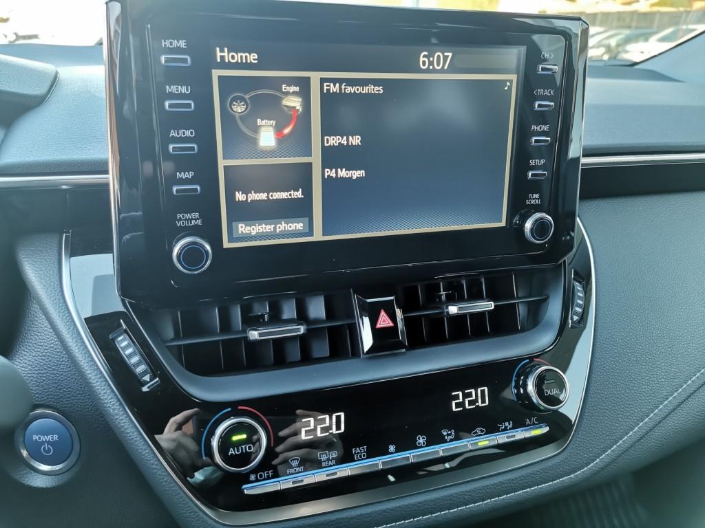 Toyota COROLLA 1.8 Hybrid, Touring Sports