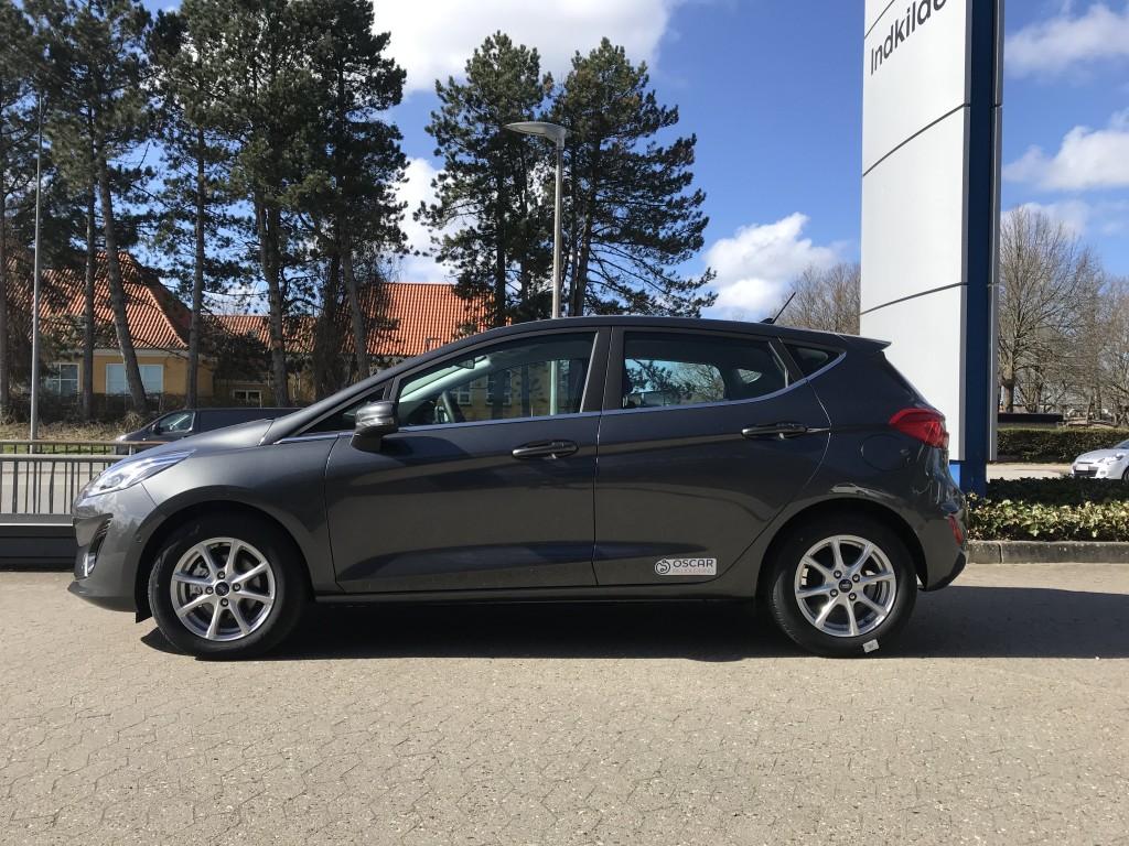 Ford Fiesta - Mild Hybrid