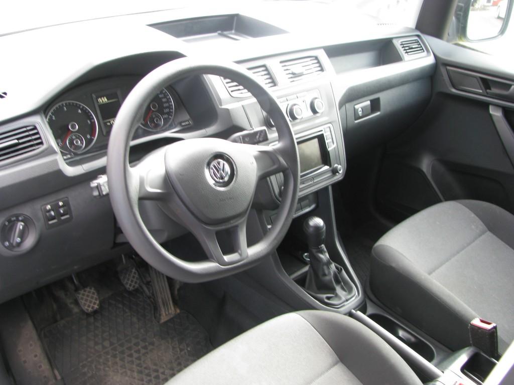 VW Caddy Maxi 1.6 TDI 102 hk