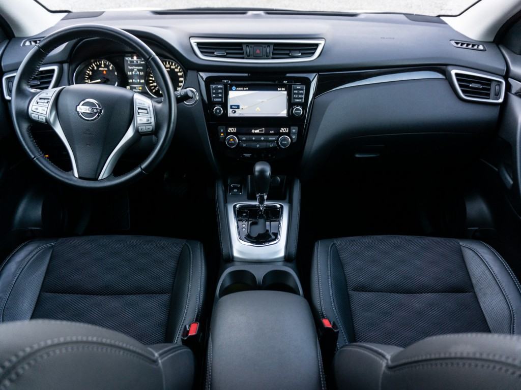 Nissan Qashqai 1,2 Tekna 115 HK Aut.