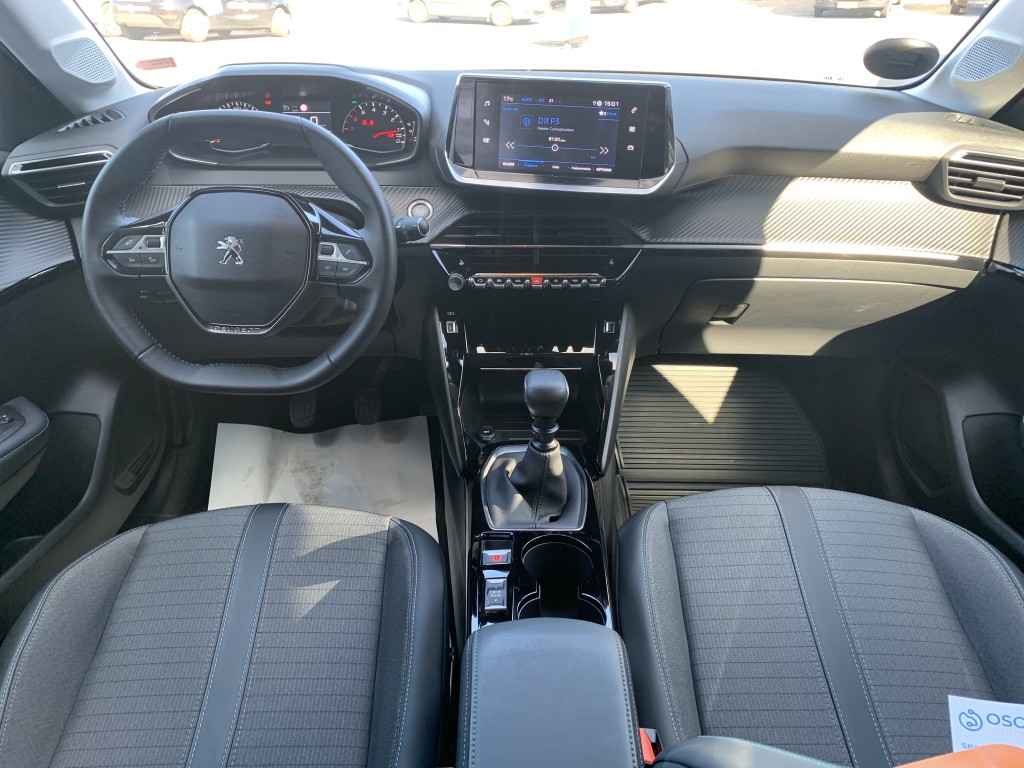 Peugeot 208 Puretech 100