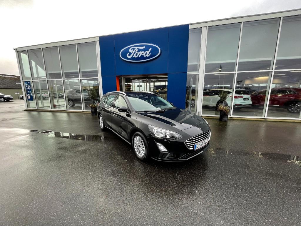 Ford Focus 1,0 125HK Titanium St. Car Aut
