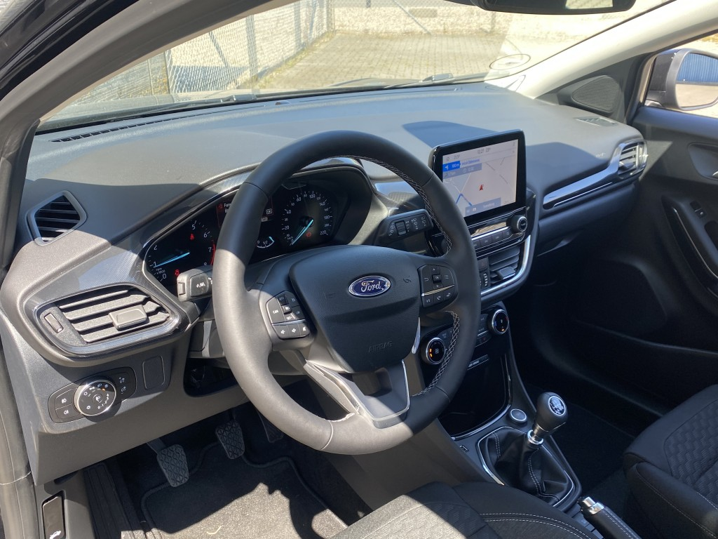 Ford Puma 1,0 Titanium 125hk 5d