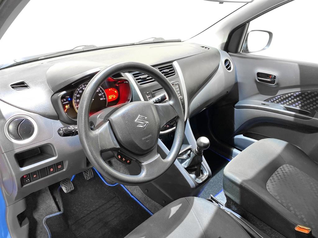 Suzuki Celerio Exclusive