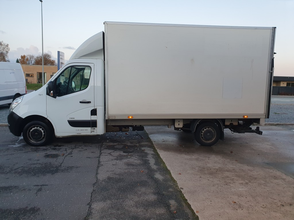 Opel Movano 19,6 m³