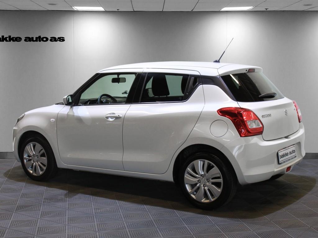 Suzuki Swift Exclusive Hybrid