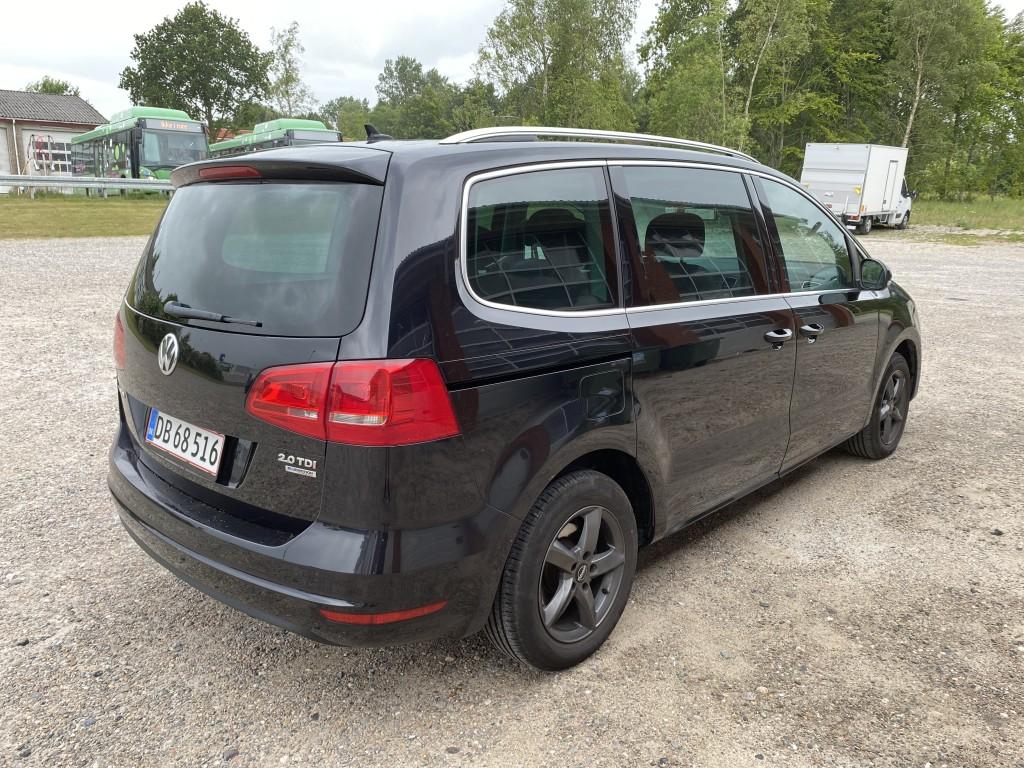 VW Sharan 2,0 Dsg 7 Pers.