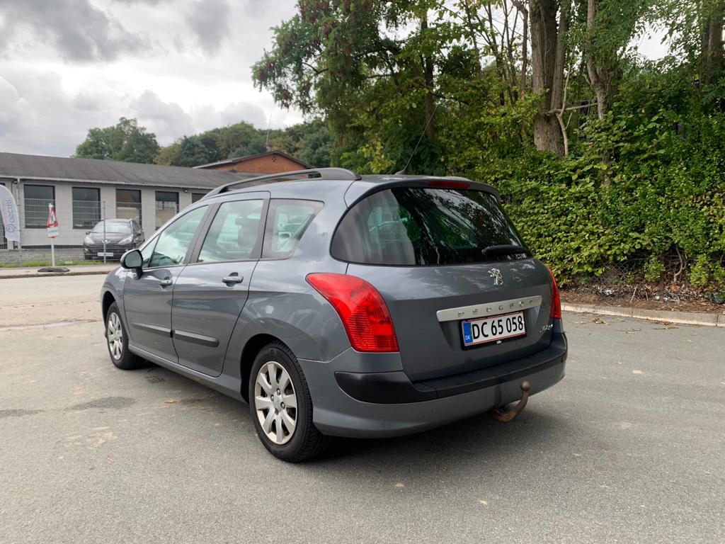 Peugeot 308 1,6 HDI STC.
