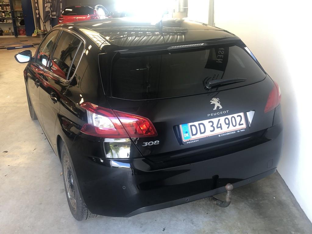 Peugeot 308 5D - Depositum 5.000 kr