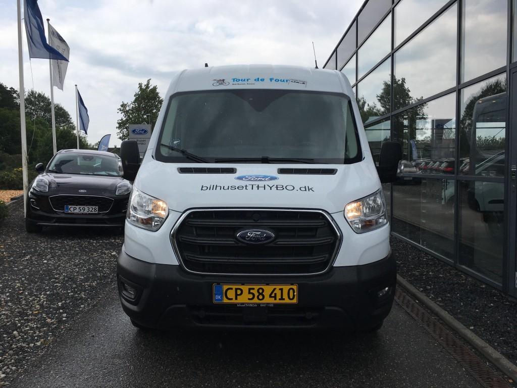Ford Transit 350 L4 H3 Van