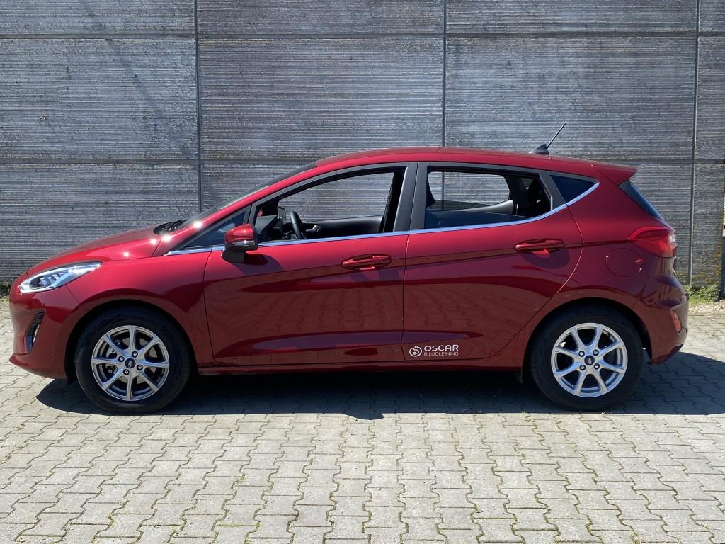 Ford Fiesta 1,0 Titanium 125hk 5d