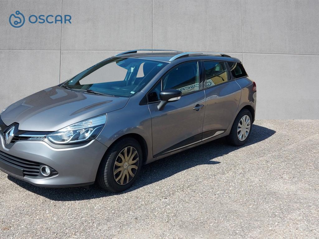 Renault Clio 1,5 DCI 90 Sport Tourer