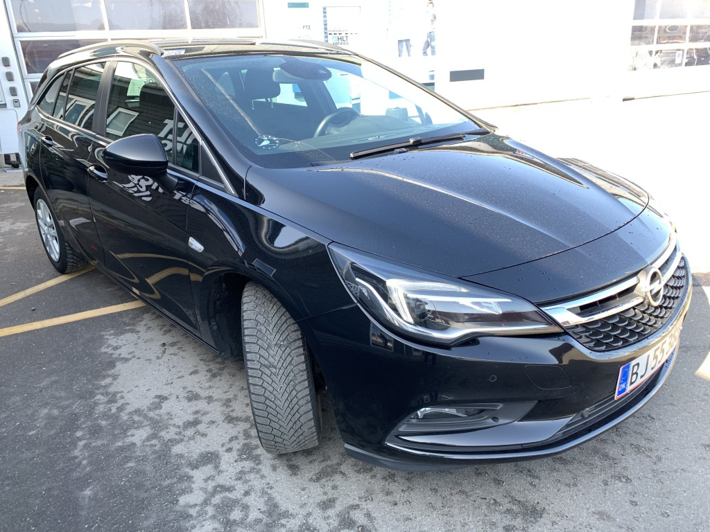 Opel Astra 1,6cdti 110hk Sports Tourer