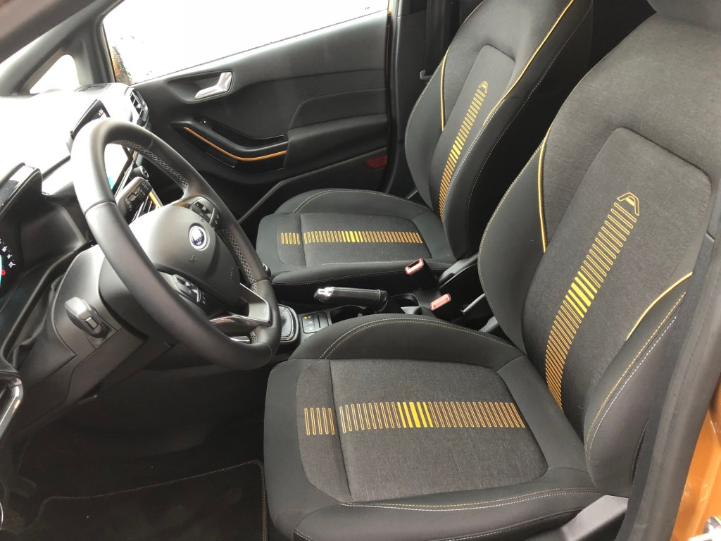 Ford Fiesta Active II 1.0 140HK
