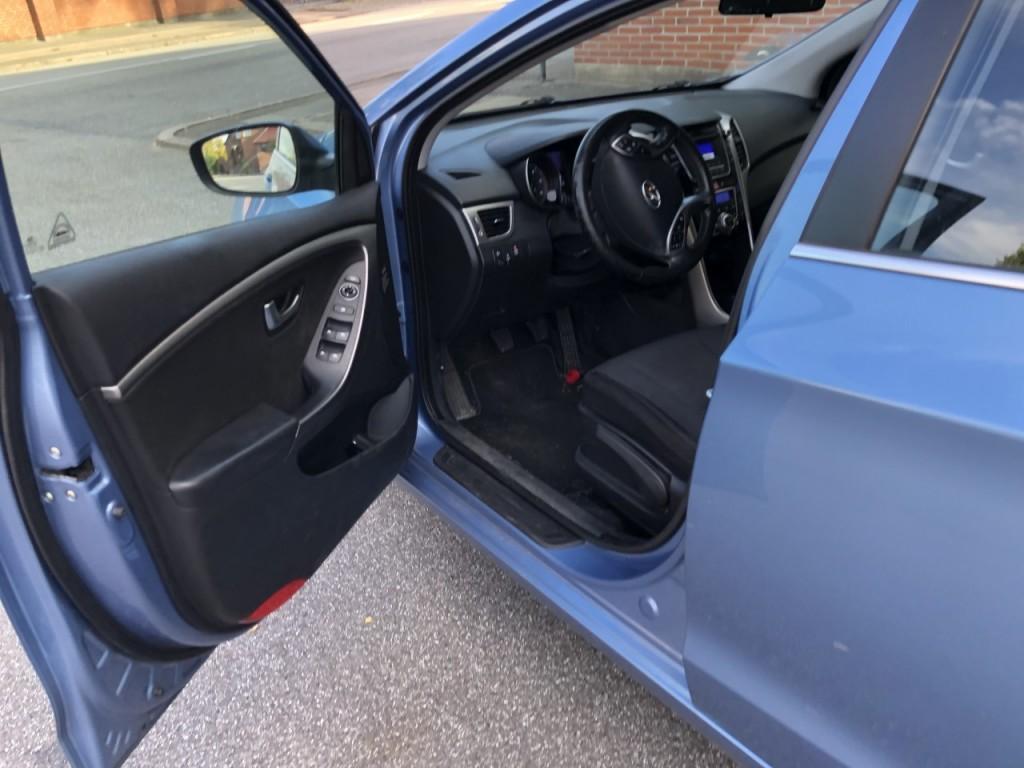 Hyundai I30 crdi