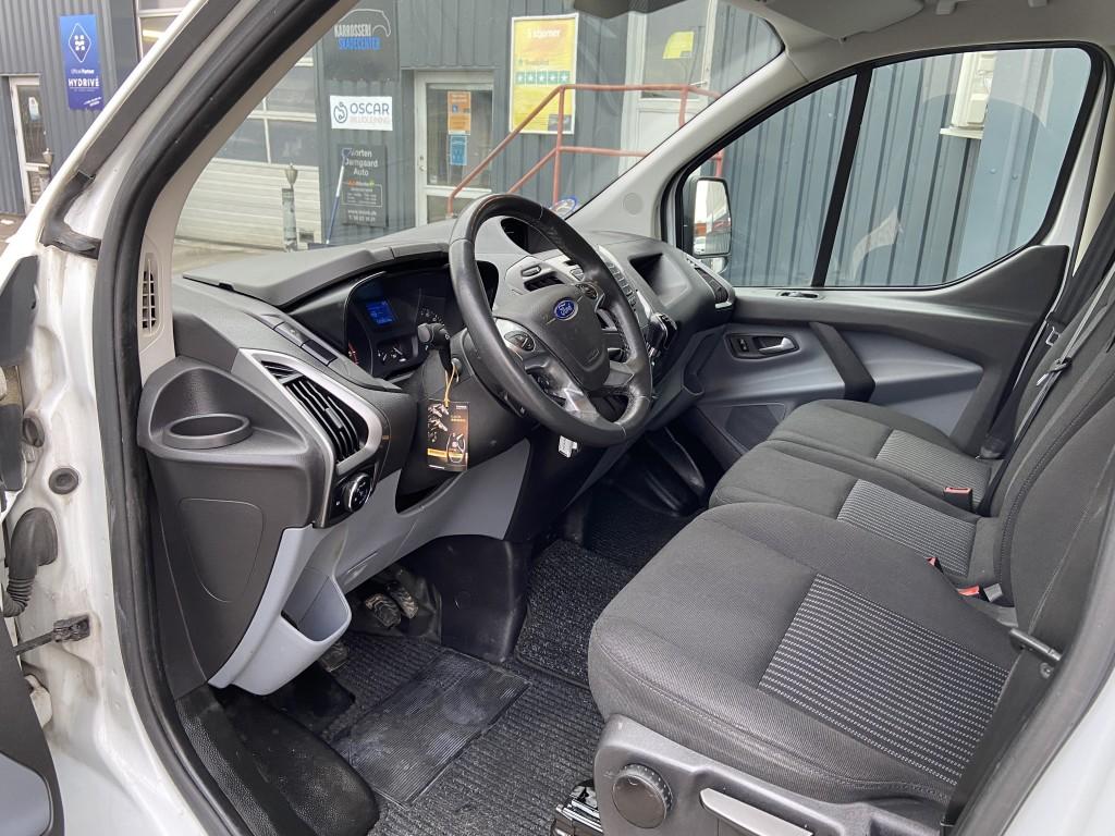 Ford Transit Custom 2,2 TDCI 125 HK