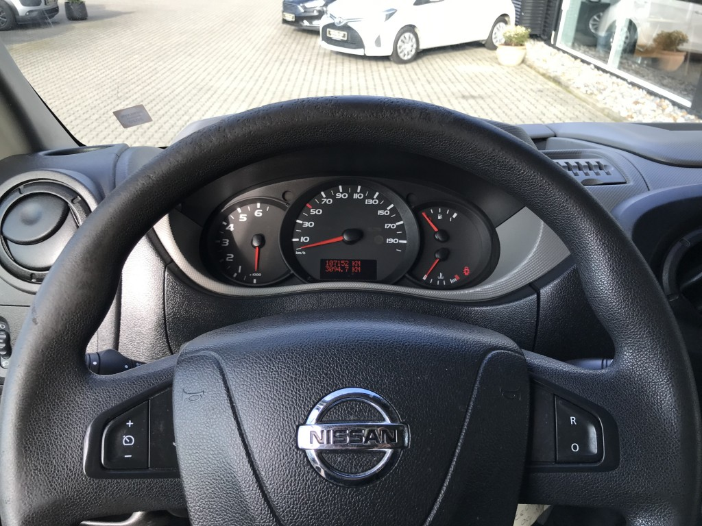 Nissan NV400 2.3 DCi
