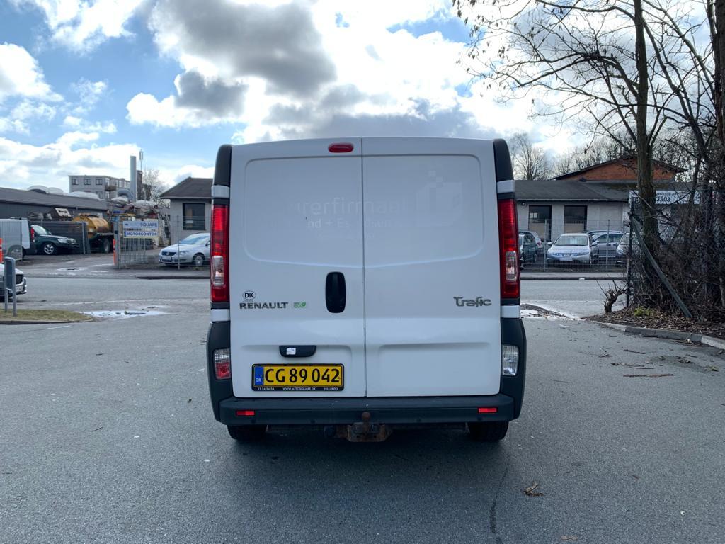 Renault Traffic Lang