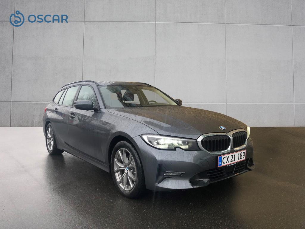 BMW 320D Touring - Kan ikke betales med Debit Card