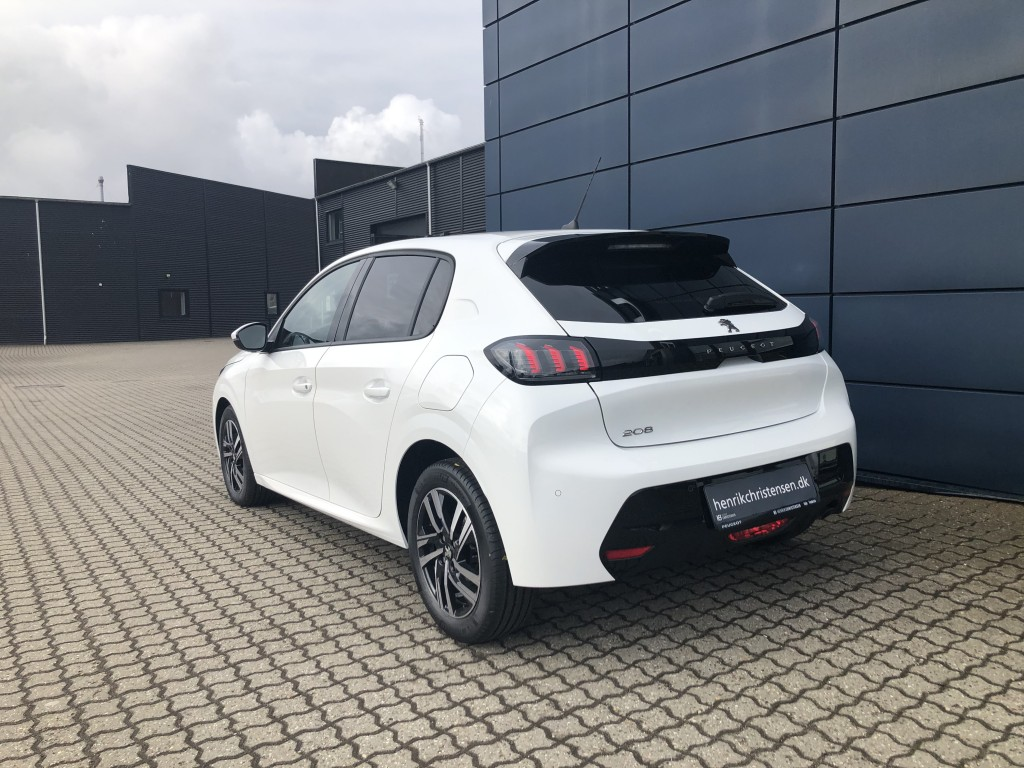 Peugeot 208 Selection Tech