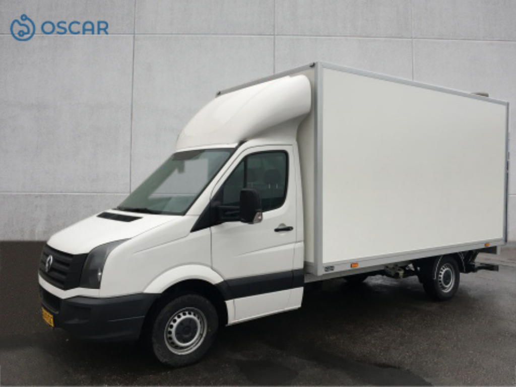 VW Crafter 2,0