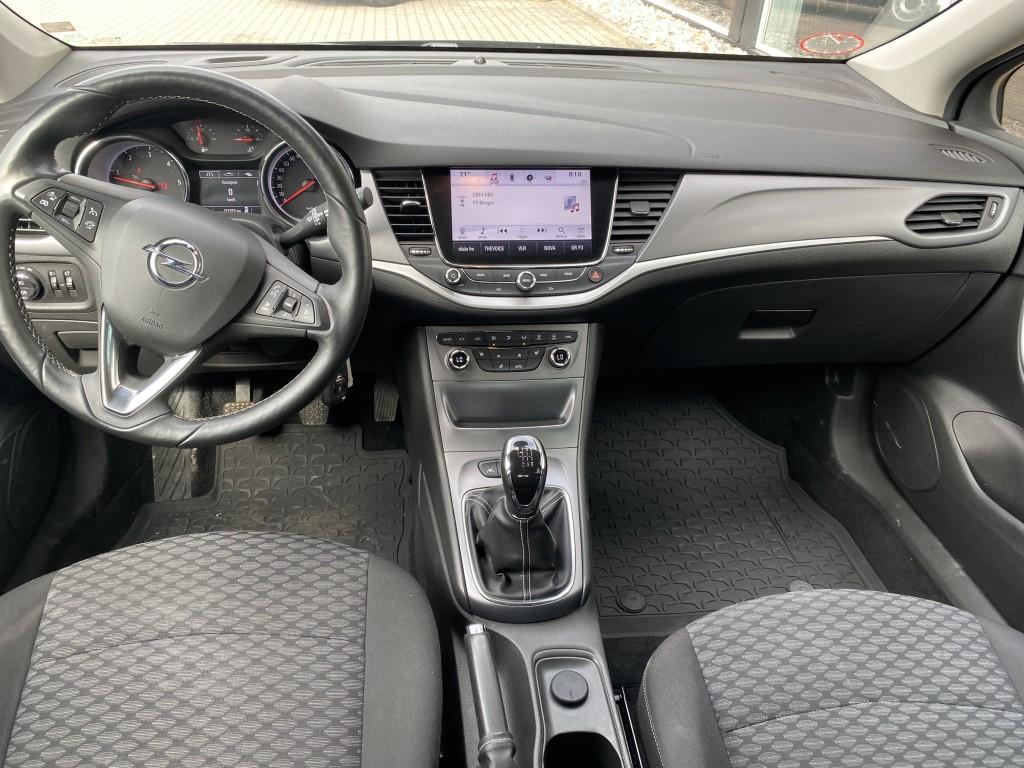 Opel Astra 1.6 CDTi St. Car