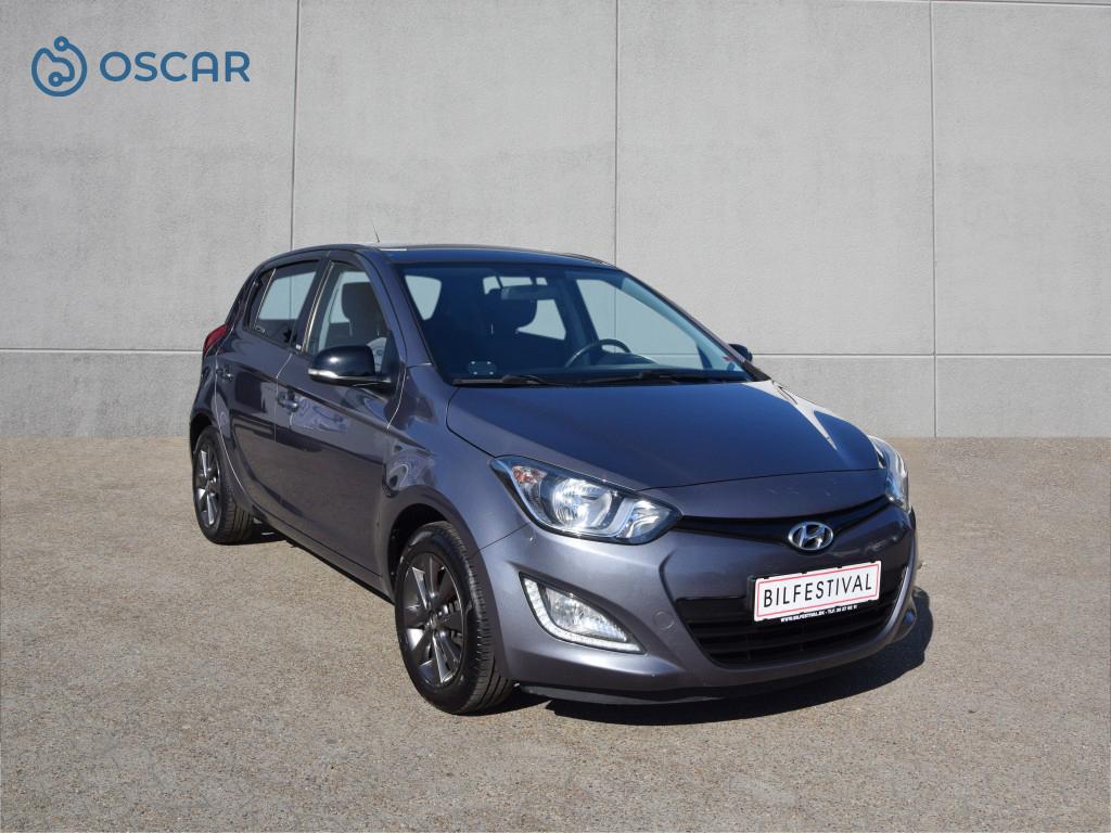 Hyundai I20 1,25 Go