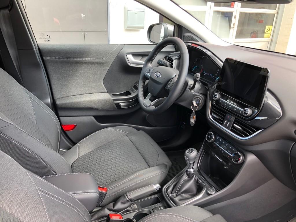 Ford Puma 1,0 Titanium Hybrid