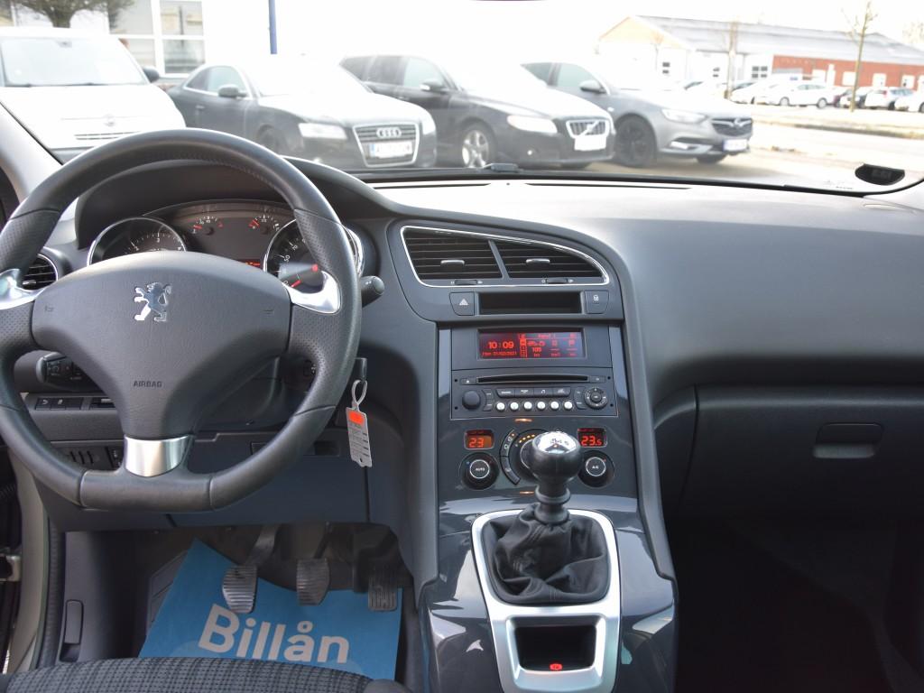 Peugeot 5008 1,6 HDi