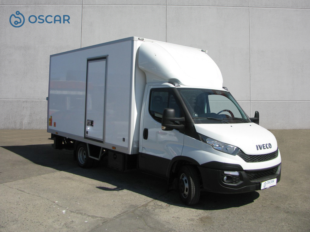 Iveco Alukasse m/lift