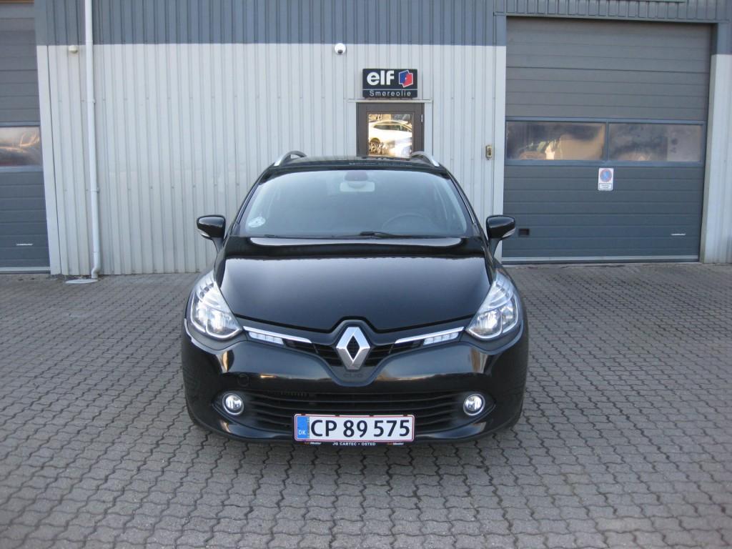 Renault Clio TCE 90 Sport Tourer