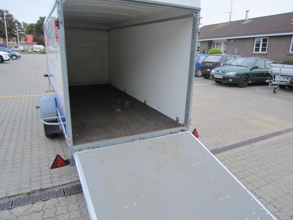 Brenderup Cargo Trailer