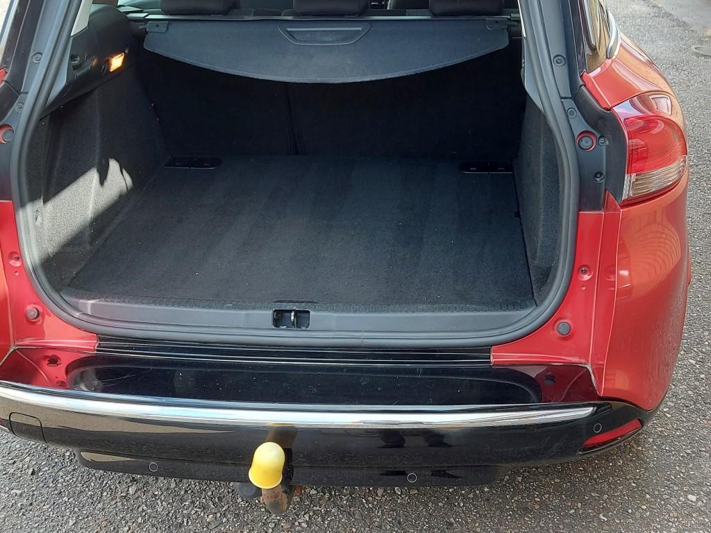 Renault Clio 1,5 DCI Sportstourer