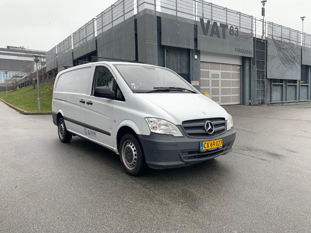 Mercedes Benz Vito Lang