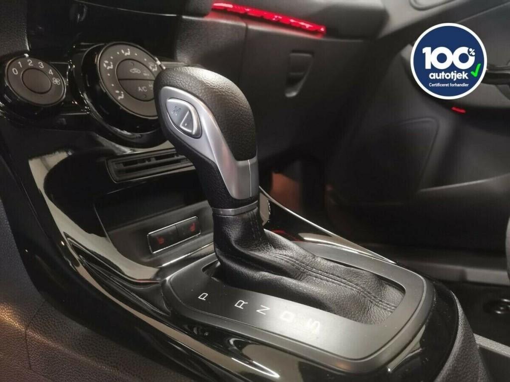 Ford Fiesta Automatgear