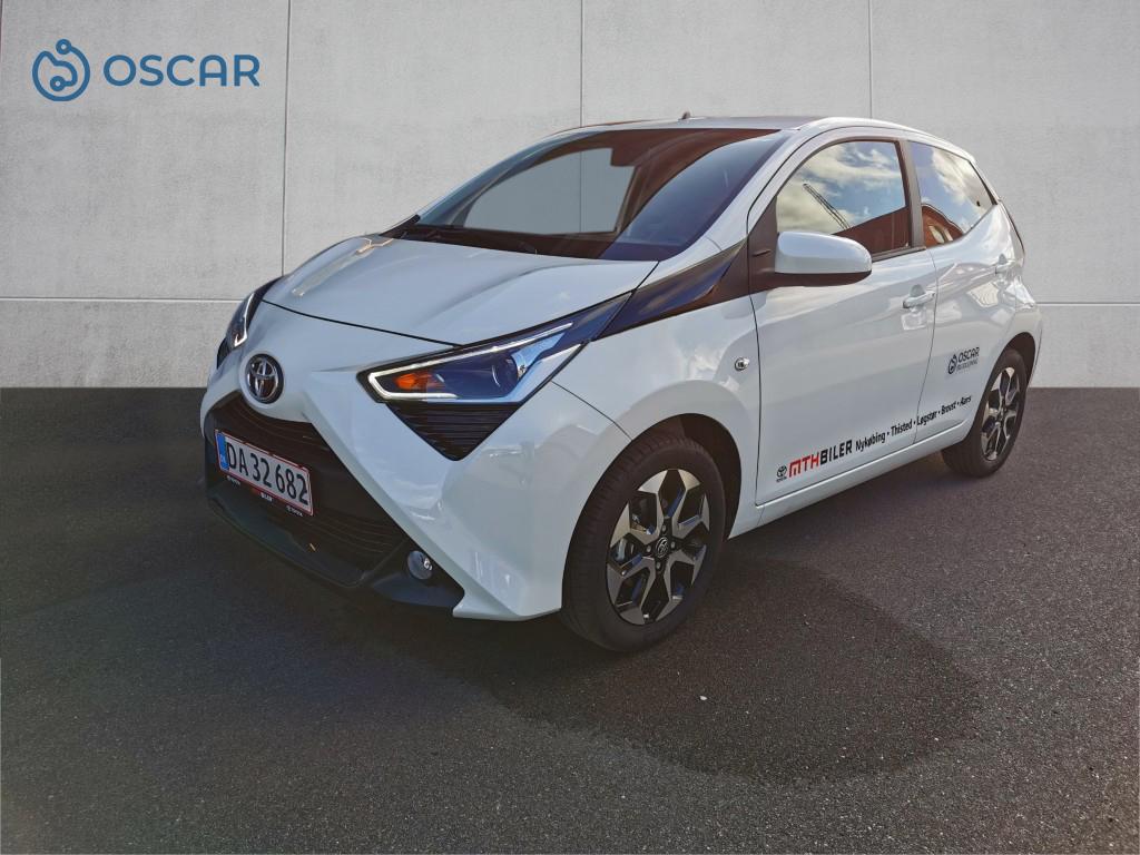 Toyota AYGO 1.0 benzin