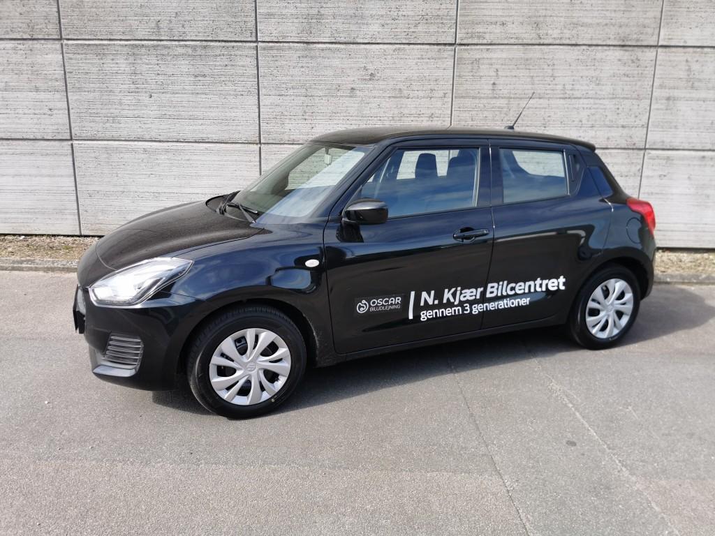 Suzuki Swift 1,2 Hybrid Club