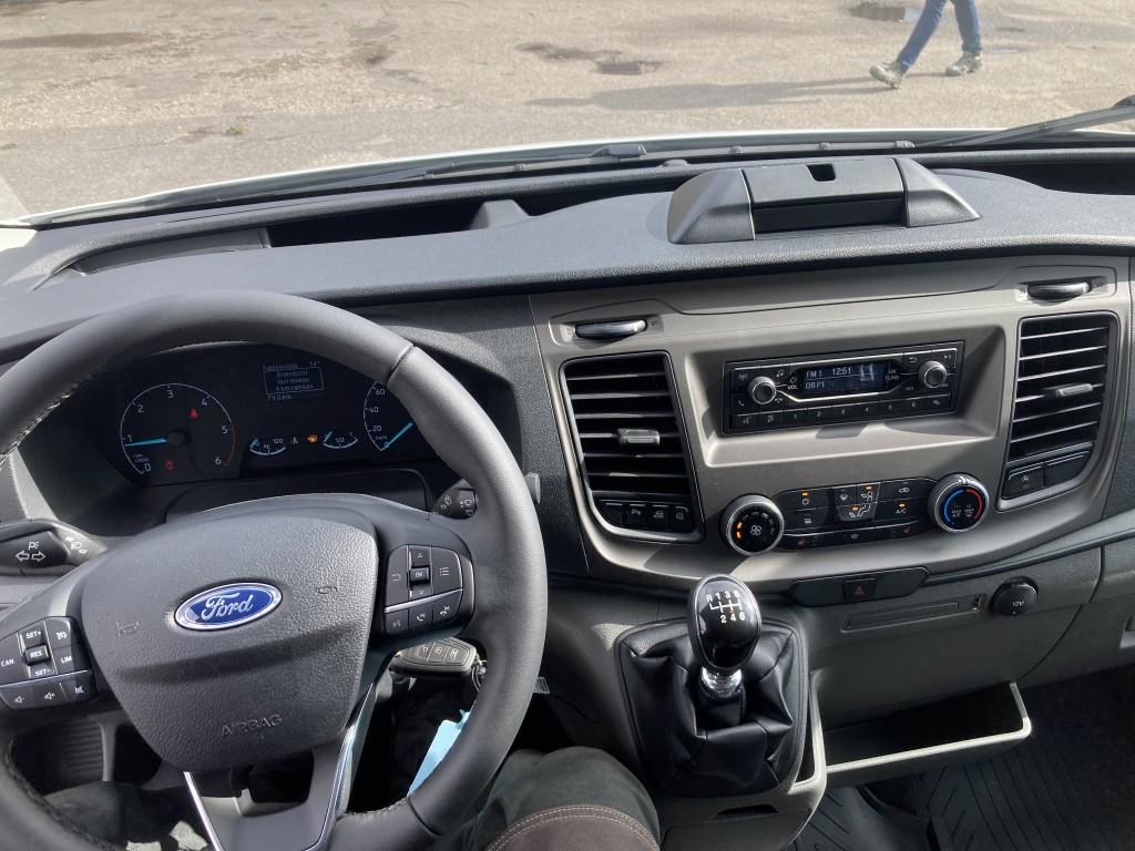 Ford Transit Van L2H2 130 M6