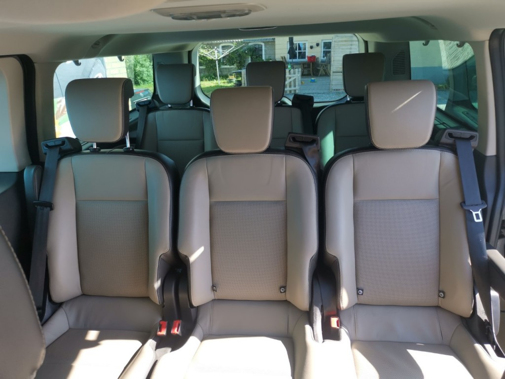 Ford Tourneo 9-PERS