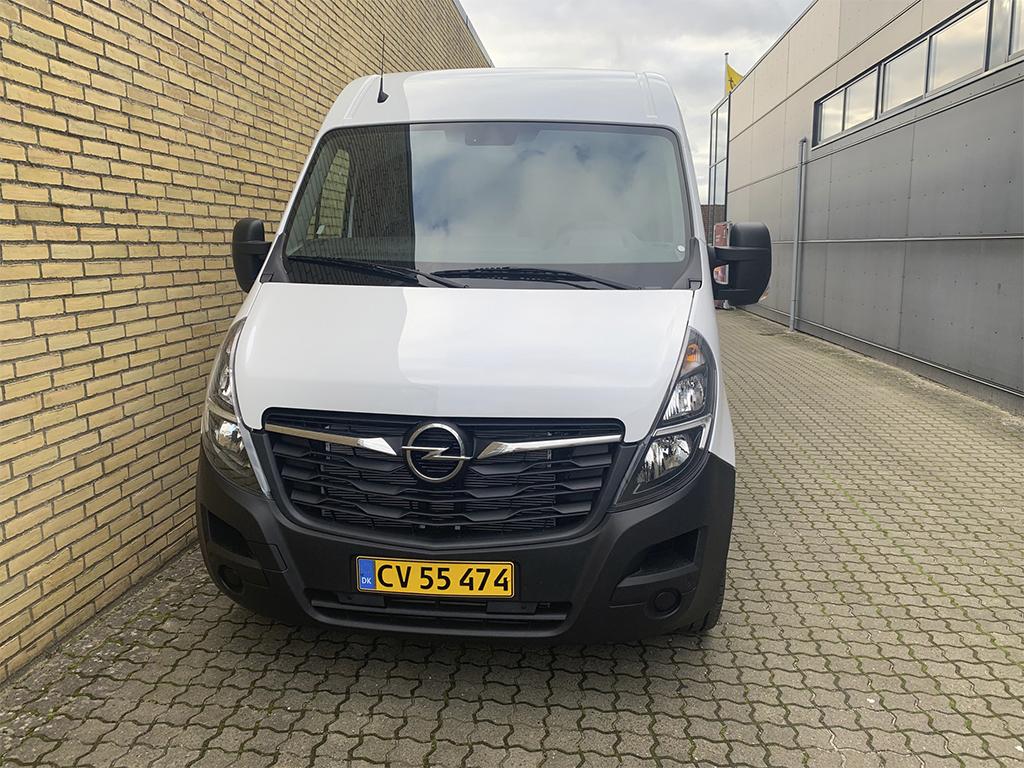 Opel Movano L2