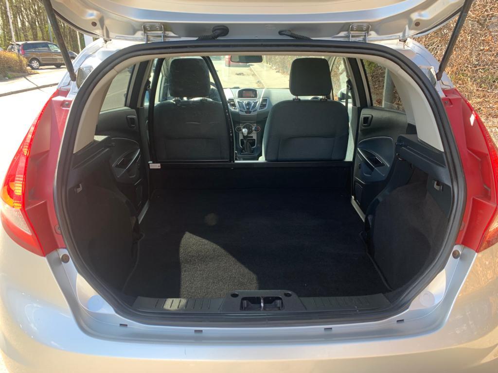 Ford Fiesta Van